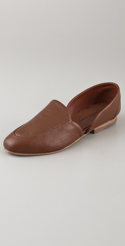 Rachel Comey Boyer Perforated Flats