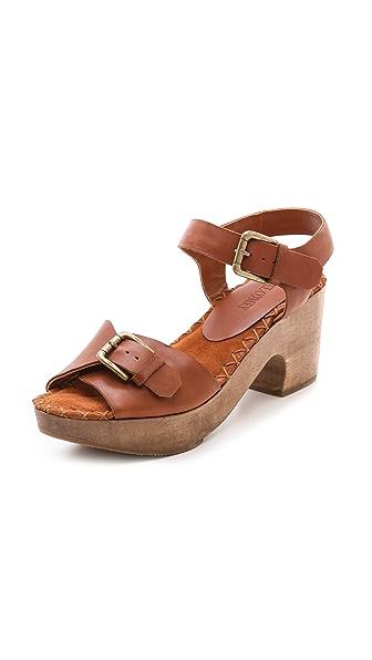 Rachel Comey Bandera Ankle Strap Sandals