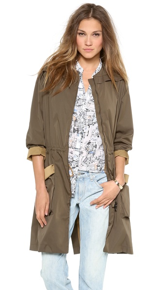 Rachel Comey City Trench