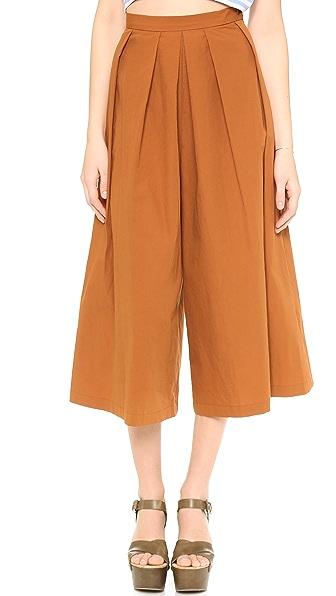 Rachel Comey Wayward Poplin Pants