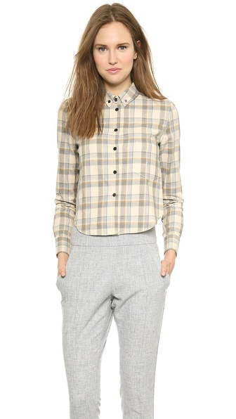 Rachel Comey New Mensy Button Down