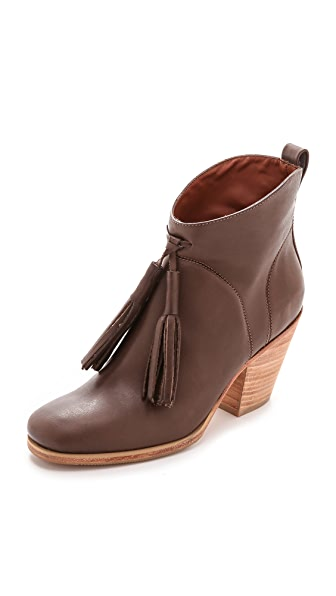 Rachel Comey Bookmark Tassle Booties