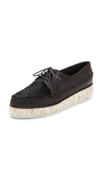 Kupi Rachel Comey cipele online i raspordaja za kupiti Rachel Comey Reeves Creeper Oxfords Black cipele
