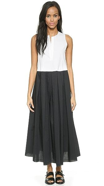 Kupi Rachel Comey haljinu online i raspordaja za kupiti Rachel Comey Sereno Dress Black-White online