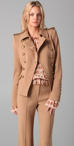 Rachel Zoe Military Jacket from shopbop.com