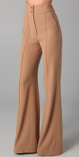 Rachel Zoe Angelica Wide Leg Pants