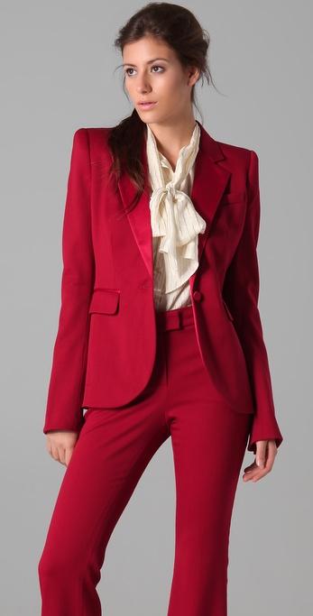 Rachel Zoe Basic Tailor Tux Jacket