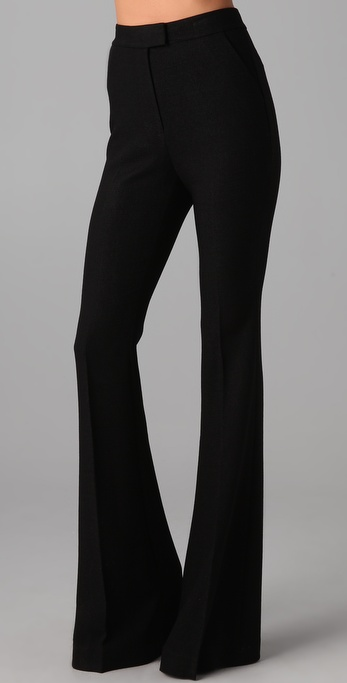 Rachel Zoe Hutton Boot Cut Pants