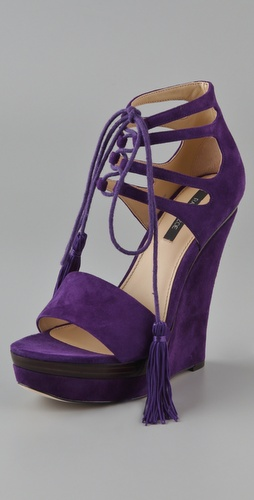 Rachel Zoe Kayne Wedge Sandals