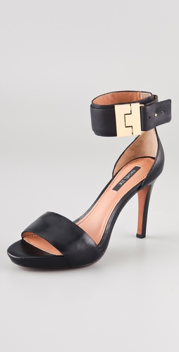 Rachel Zoe Stevie Ankle Band Sandals