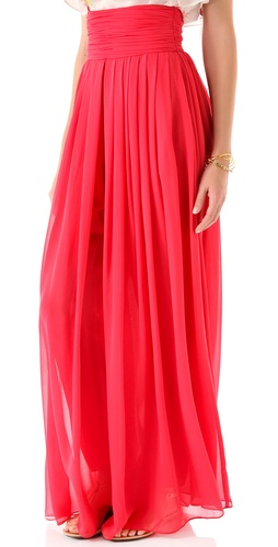 Rachel Zoe Delfina Chiffon Pants