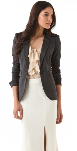 Rachel Zoe Hutton Tuxedo Jacket