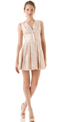 Rachel Zoe Daria Sleeveless Dress