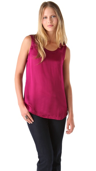 Rachel Zoe Josie Button Closure Top