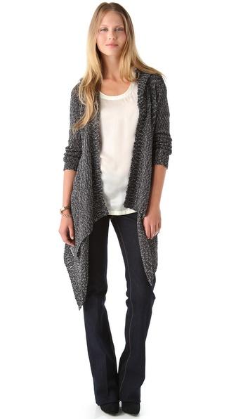 Rachel Zoe Marlee Hooded Sweater