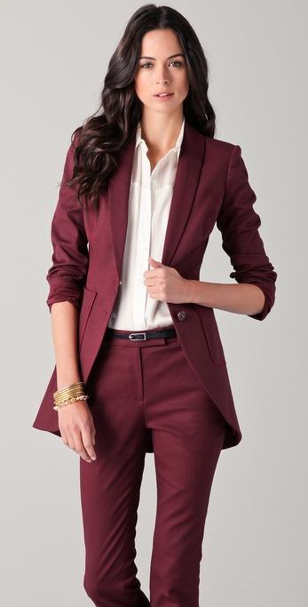 Rachel Zoe Kenny Tail Suit Jacket