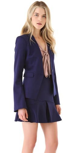 Shop Rachel Zoe Megan Bell Sleeve Jacket and Rachel Zoe online - Apparel,Womens,Jackets,Blazer, online Store