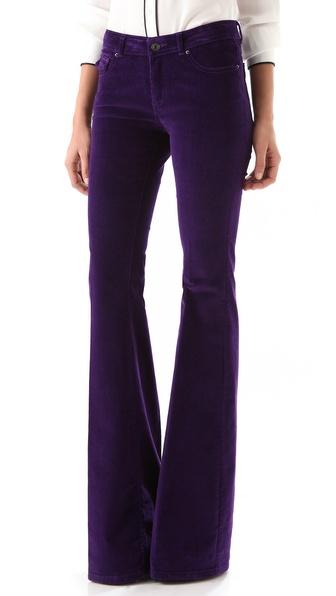 Rachel Zoe Rachel Corduroy Flare Pants