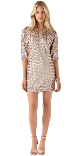 Shop Rachel Zoe Tinsley Sequin Dolman Dress and Rachel Zoe online - Apparel,Womens,Dresses,Cocktail,Night_Out, online Store