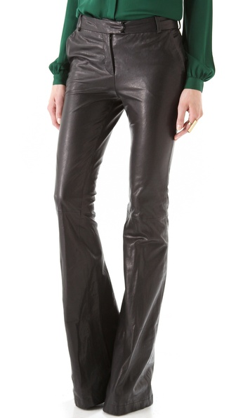 Rachel Zoe Hutton Leather Pants