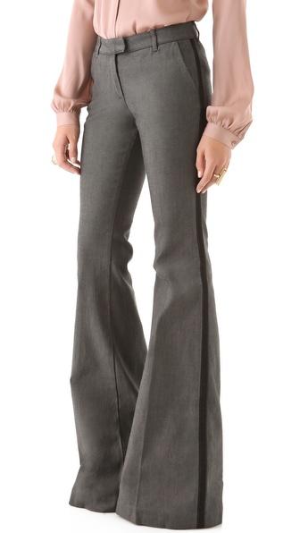 Rachel Zoe Hutton Denim Tuxedo Pant