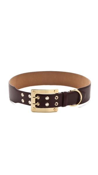 Rachel Zoe Belt with Screw Buckle
