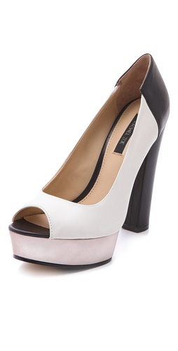 Rachel Zoe Lauren Platform Pumps at Shopbop.com
