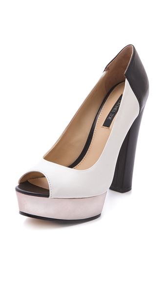 Rachel Zoe Lauren Platform Pumps