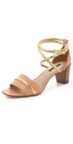 Shop Rachel Zoe Montana Low Heel Sandals - Rachel Zoe online - Footwear,Womens,Footwear,Sandals, at Lilychic Australian Clothes Online Store