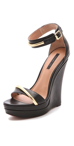 Shop Rachel Zoe Katlyn Wedge Sandals - Rachel Zoe online - Footwear,Womens,Sandals,Wedge_Sandals, at Lilychic Australian Clothes Online Store