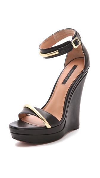Rachel Zoe Katlyn Wedge Sandals