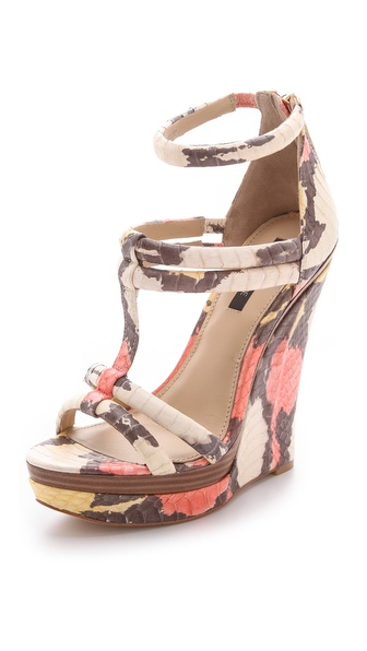 Rachel Zoe Katia Platform Sandals