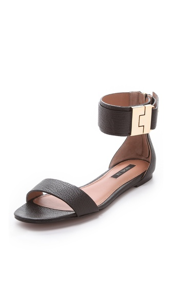 Rachel Zoe Gladys Flat Sandals