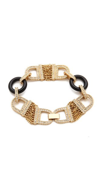 Rachel Zoe One Row Bracelet