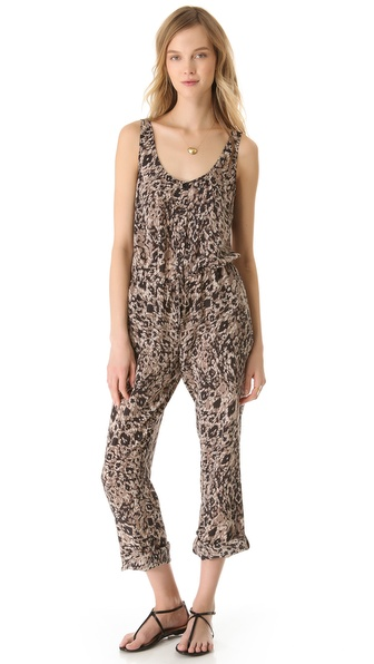 Rachel Zoe Kimberly Sleeveless Jumpsuit