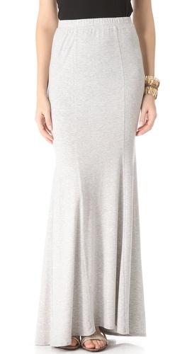 Rachel Zoe Carli Flared Maxi Skirt