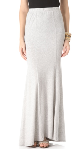 Rachel Zoe Carli Flared Maxi Skirt