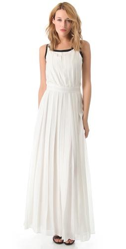 Rachel Zoe Braden Pleated Gown