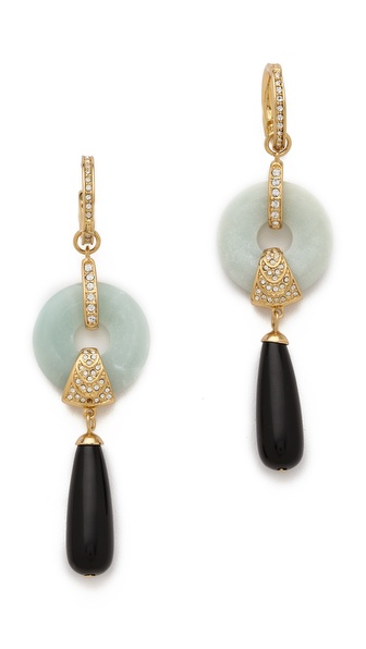 Rachel Zoe Amazonite Drop Earrings