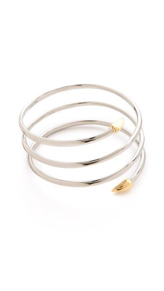 Rachel Zoe Bear Claw Bracelet