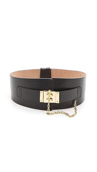 Rachel Zoe Zoe Lock Waist Belt