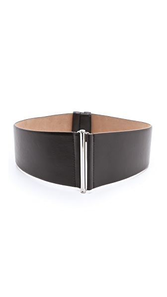 Rachel Zoe Belt with Lipstick Closure