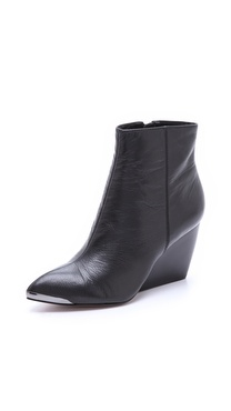 Rachel Zoe Nadia Wedge Booties