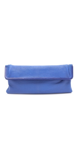 Rachel Zoe Beatrice Fold Over Large Clutch at Shopbop / East Dane