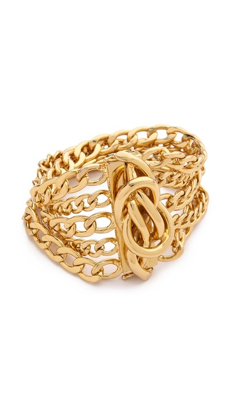 Rachel Zoe Love Me Knot Magnetic Bracelet