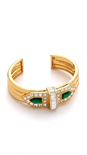 Rachel Zoe Deco Cuff Bracelet