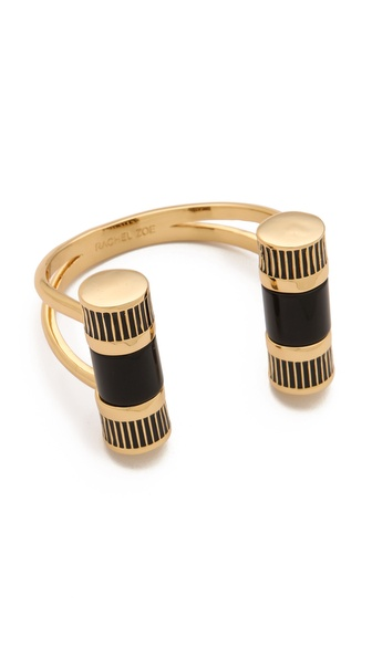 Rachel Zoe Beveled Barrel Bracelet