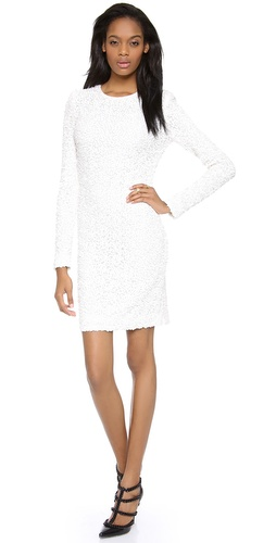 Rachel Zoe Adrienne Sequined Dress