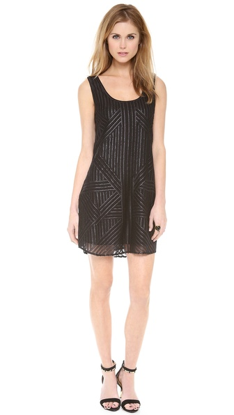 Rachel Zoe Tilly Sequined Dress