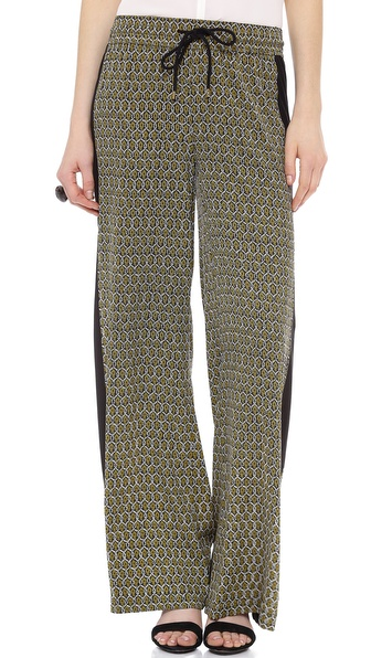 Rachel Zoe Sayler Draw String Pants